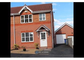 Thumbnail 3 bed semi-detached house to rent in Hyacinth Road, Stoke-On-Trent