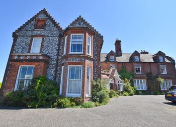 Thumbnail 2 bedroom flat for sale in Cliff House, 23 Overstrand Road, Cromer