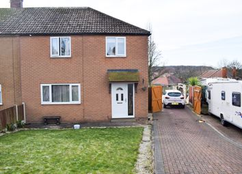 Thumbnail 4 bed semi-detached house to rent in Mount Crescent, Warsop, Notinghamshire