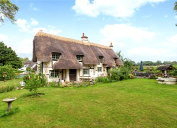 Thumbnail 4 bed detached house for sale in Anton Lane, Enham Alamein, Hampshire
