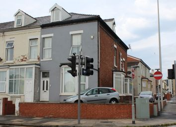 Thumbnail 3 bed flat to rent in Caunce Street, Blackpool