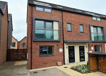 Thumbnail 1 bed town house to rent in Paddock View, Doncaster