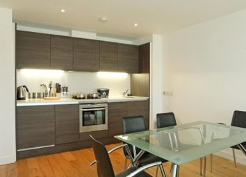 Thumbnail 1 bed flat to rent in Crampton Street, London