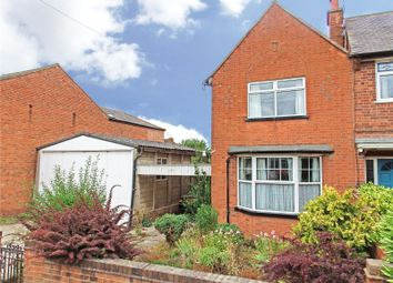 Thumbnail 2 bed semi-detached house for sale in Quaker Road, Sileby, Loughborough, Leicestershire
