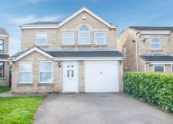 Thumbnail 4 bed detached house for sale in Spinney Rise, Tong, Bradford, West Yorkshire