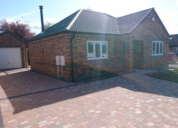 Thumbnail 3 bedroom detached bungalow for sale in Hortons Close, Glen Parva, Leicester