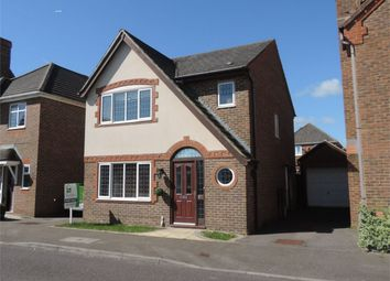 Thumbnail 3 bed detached house for sale in Hornbeam Avenue, Bexhill On Sea, East Sussex