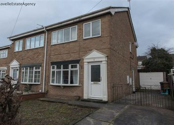 Thumbnail 3 bedroom property for sale in Goodwood, Scunthorpe