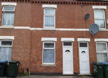 Thumbnail 4 bedroom terraced house to rent in Monks Road, Coventry