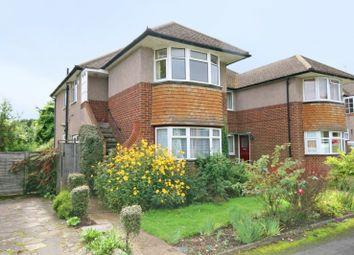 Thumbnail 3 bedroom maisonette to rent in Willis Close, Stamford Green, Epsom