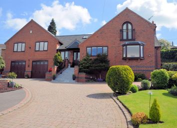 Thumbnail 4 bed detached house for sale in Elder Lane, Griffydam, Coalville