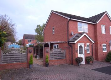 Thumbnail 2 bed end terrace house for sale in Hallwood Drive, Ledbury