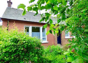 Thumbnail 3 bed semi-detached bungalow for sale in Ryehill Park, Eskdalemuir, Langholm