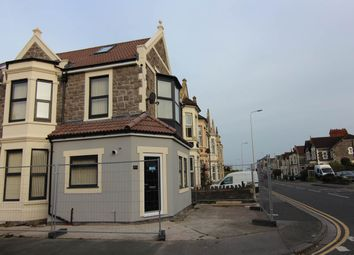 Thumbnail 2 bed flat to rent in Trevelyan Rd, Weston-Super-Mare, North Somerset