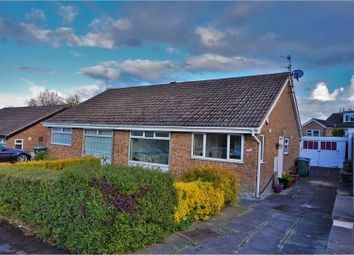Thumbnail 3 bed semi-detached bungalow for sale in Glenlee Road, Bradford