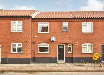 Thumbnail 3 bed terraced house for sale in St. Johns Court, Swaffham