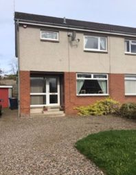 Thumbnail 3 bed semi-detached house to rent in Rosehall Gardens, Dundee