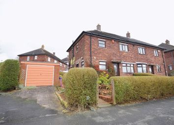 Thumbnail 3 bed semi-detached house for sale in Wellfield Road, Bentilee, Stoke-On-Trent