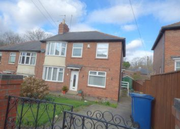 Thumbnail 2 bed flat for sale in Shaftesbury Grove, Heaton, Newcastle Upon Tyne
