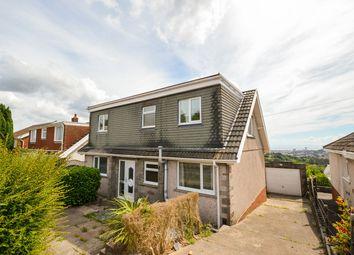 Thumbnail 3 bedroom detached house for sale in Bryn Eglur Road, Morriston, Swansea