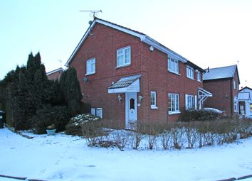 Thumbnail 3 bed semi-detached house for sale in Castle Fields, Leicester