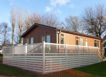 Thumbnail 2 bedroom lodge for sale in Porlock Caravan Park, Highbank, Porlock