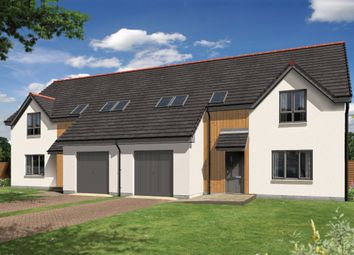 Thumbnail 3 bed detached house for sale in Off Mannachie Road, Forres