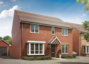 "Thumbnail 4 bed detached house for sale in ""The Shelford - Plot 515"" at Edmett Way, Maidstone"