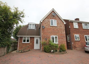 Thumbnail 3 bed detached house to rent in Hall Lane, Burwell
