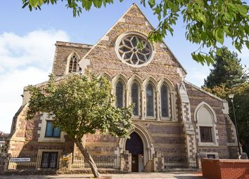Thumbnail 2 bed flat for sale in Ashwell Street, Leicester