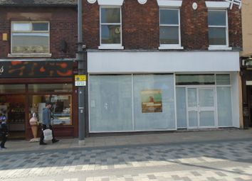 Thumbnail Retail premises to let in Tontine Street, Hanley, Stoke-On-Trent