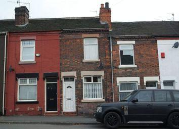 Thumbnail 2 bedroom terraced house for sale in Scotia Road, Burslem, Stoke-On-Trent