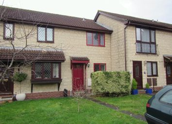 Thumbnail 2 bed terraced house to rent in Paddock Close, Bradley Stoke, Bristol