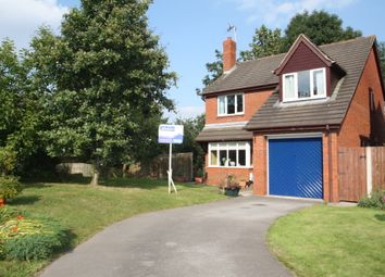 Thumbnail 4 bed detached house to rent in 55 Mere Bank, Davenham, Northwich, Cheshire