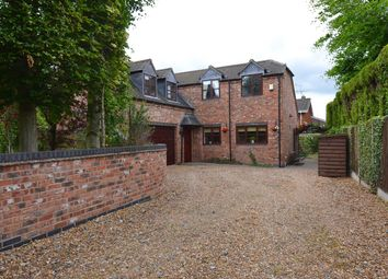 Thumbnail 4 bed detached house for sale in Ruskin Lodge, Ruskin Drive, Stafford