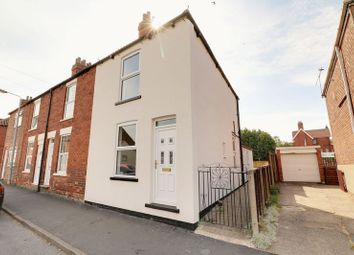 Thumbnail 2 bed terraced house for sale in Glebe Road, Brigg