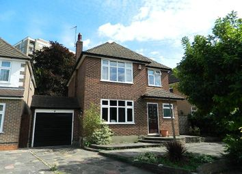 Thumbnail 3 bed property to rent in Effingham Close, Sutton