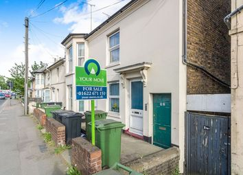 Thumbnail 1 bed flat for sale in Ashford Road, Maidstone