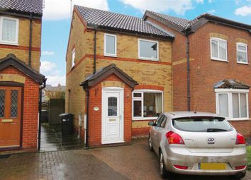 Thumbnail 2 bed semi-detached house for sale in Beechtree Close, Ruskington, Sleaford