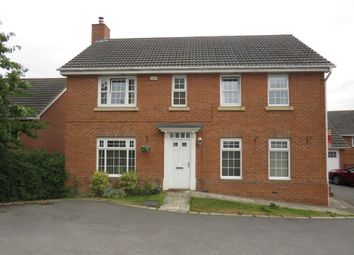 Thumbnail 4 bed detached house for sale in Swallow Close, Armley, Leeds