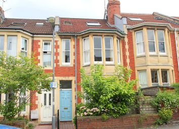 Thumbnail 5 bed terraced house for sale in Leighton Road, Southville, Bristol