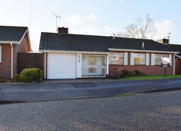 Thumbnail 3 bedroom detached bungalow to rent in Aston Mead, Christchurch