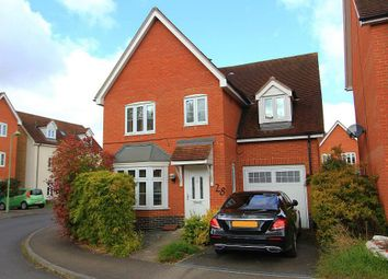 Thumbnail 4 bed detached house for sale in 28, Corporal Lillie Close, Sudbury, Sudbury, Suffolk