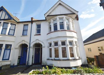 Thumbnail 3 bedroom flat for sale in Westborough Road, Westcliff-On-Sea, Essex