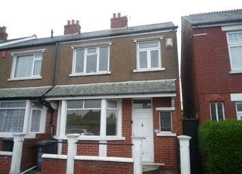 Thumbnail 3 bed end terrace house for sale in Llanover Street, Barry