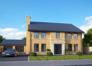Thumbnail 4 bed detached house for sale in Lisnagrilly Hall, Portadown, Craigavon