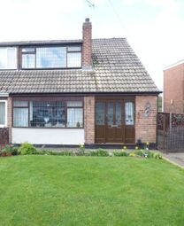 Thumbnail 3 bed semi-detached house for sale in Fouracres, Maghull, Liverpool