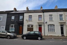 Thumbnail 1 bed terraced house for sale in Kings Road, Canton, Cardiff