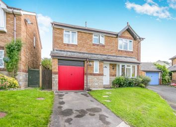 Thumbnail 4 bed detached house for sale in Chapman Court, Latchbrook