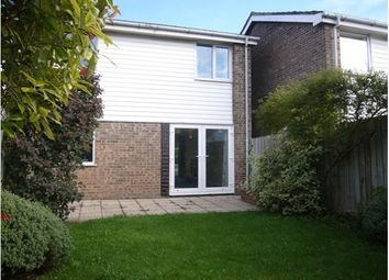 Thumbnail 3 bed semi-detached house to rent in Evenlode Close, Grove, Wantage